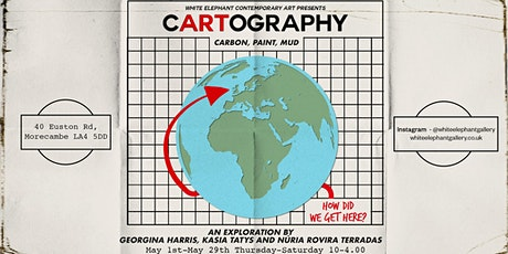 CARTOGRAPHY: CARBON, PAINT, MUD an exhibition tickets