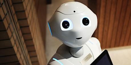 Wie sollen wir mit künstlich-intelligenten Robotern umgehen? Tickets