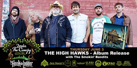 The High Hawks - Album Release with The Smokin' Bandits tickets