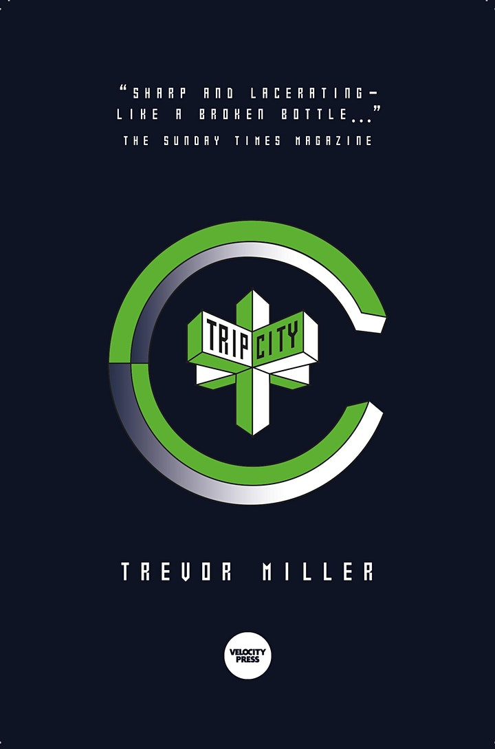 TRIP CITY: A Guy Called Gerald & Trevor Miller in conversation image