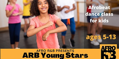 ARB Young Stars Afrobeat Class w/ Steph (STUDIO) tickets
