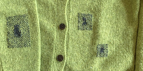 TOAST | Knitwear Darning with Molly Martin tickets