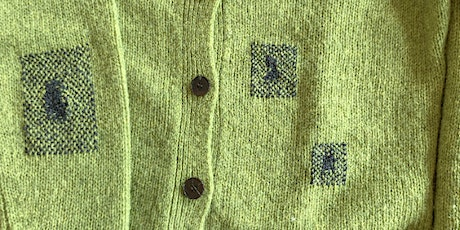 TOAST | Knitwear Darning with Molly Martin billets