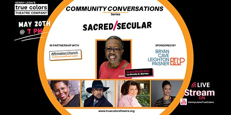 Sacred/Secular tickets