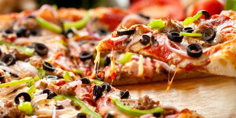 In-Person Class: Handmade Pizza Party  (NJ) tickets