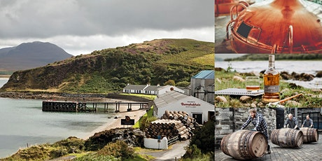'The Whisky Islands of Scotland' Webinar w/ Scotch Whisky Kit Tasting tickets