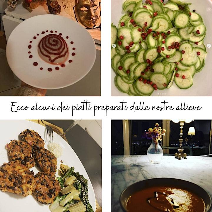 Immagine Corso di Cucina e Nutrizione Vegetariana - Edizione Autunnale