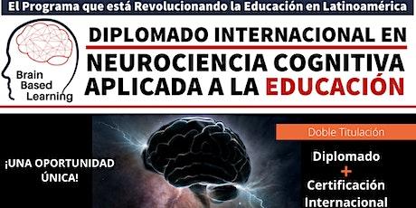 3° Cohorte  Diplomado Int. Neurociencia Cognitiva Aplicada a la Educación entradas