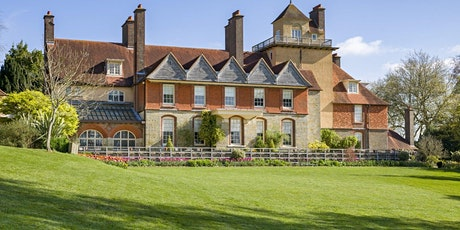 Timed entry to Standen House and Garden (3 May - 9 May) tickets