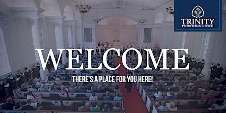 Worship at Trinity Presbyterian Church tickets