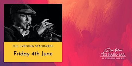 Friday 4th June - Second House at The Piano Bar Soho tickets