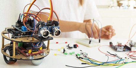 Creative Computing Club -  Creature Circuits (Ages 9-12) tickets