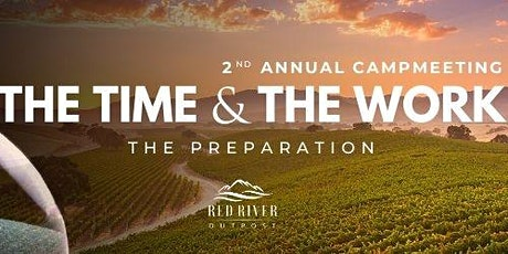 2021 Red River Campmeeting tickets