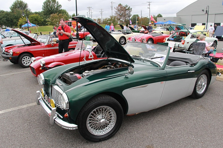British Car Club of Delaware, Inc. Annual Fall Car Show image