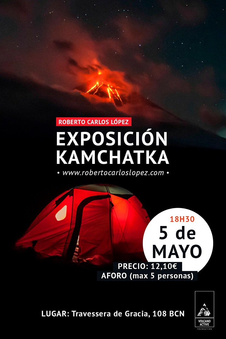 Imagen de EXPOSICIÓN KAMCHATKA