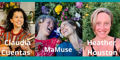 Sisters in Harmony Global with MaMuse & Claudia Cuentas tickets