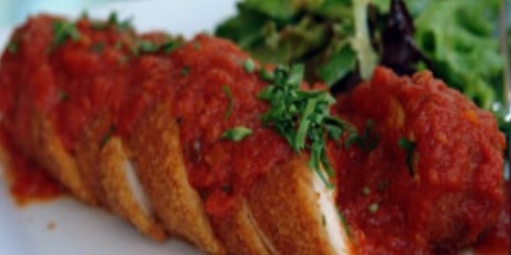 In-Person Class: Italian Date Night Chicken Rollatini with Parmesan (NJ) tickets