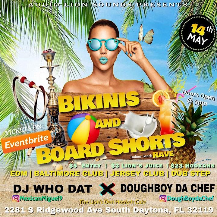 Bikini and Board Shorts Rave 2021 image
