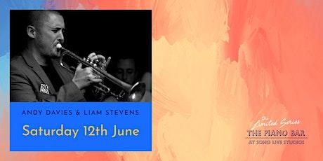 Saturday 12th June - Second House at The Piano Bar Soho tickets