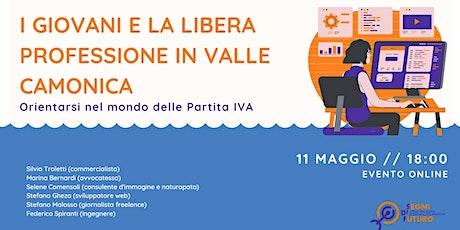 I giovani e la libera professione in Valle Camonica biglietti