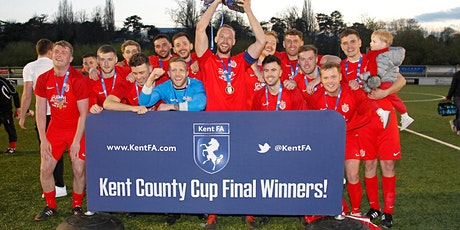 Kent Junior 'A' Cup Final tickets