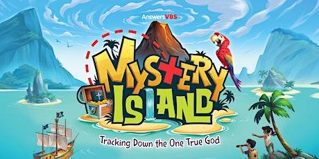 Life Church VBS: Mystery Island tickets