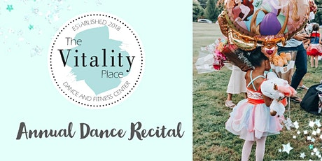 The Vitality Place's 3rd Annual Dance Recital tickets