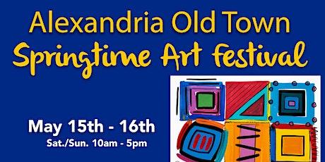 Alexandria Old Town Springtime Art Festival tickets