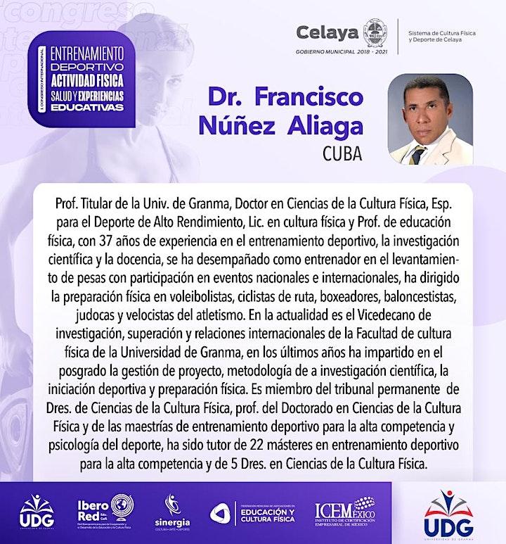 Imagen de I Congreso Internacional en Entrenamiento Deportivo y Experiencias Educ.