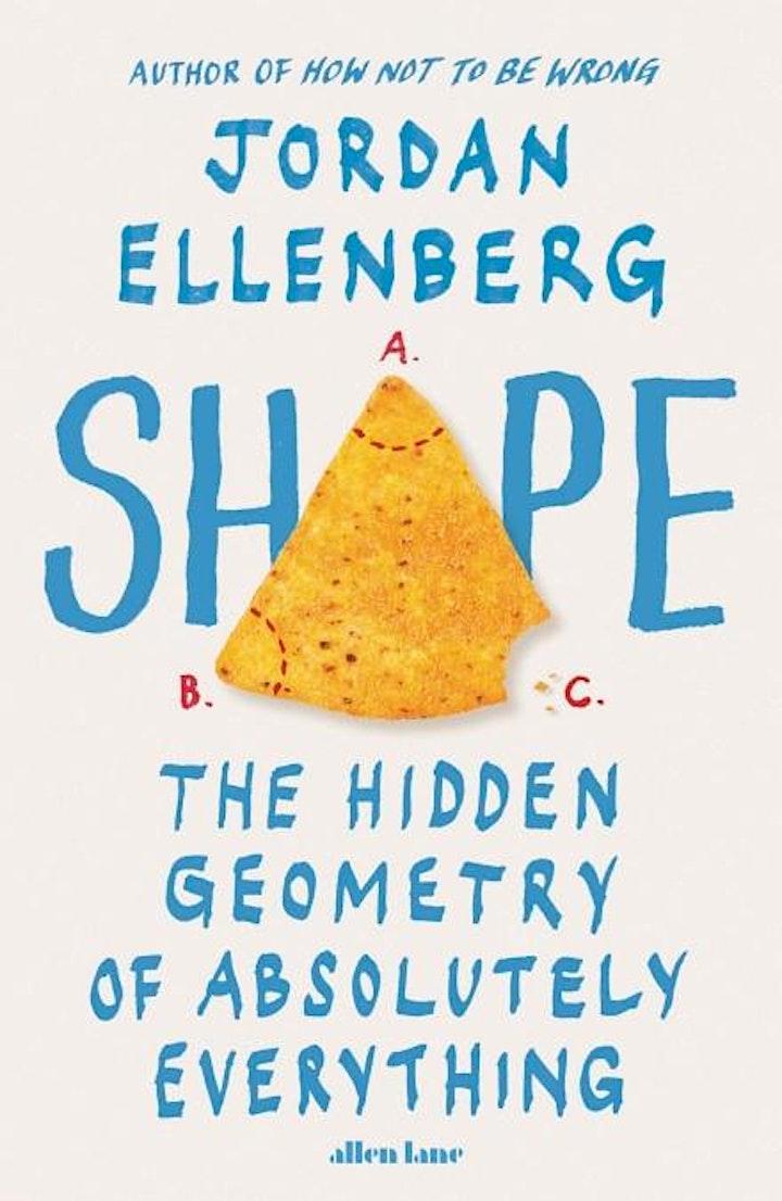 The Hidden Geometry of Absolutely Everything   Jordan Ellenberg image