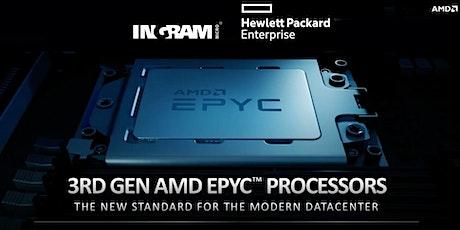 Ingram Micro Presents: HPExAMD EPYC Milan 3rd Gen - Sales Webinar tickets