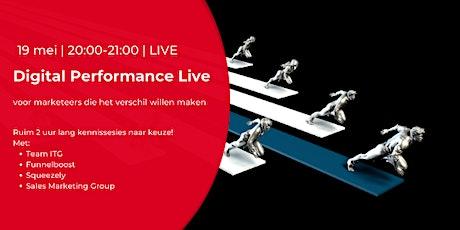 Digital Performance Live '21: 19 mei: Hoeveel kennis wil jij? tickets