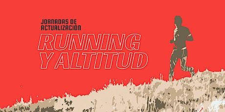 Jornada de Actualización  Running y Altitud entradas