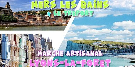 Mers les Bains & Marché Artisanal Lyons la Forêt - DAY TRIP - 16 mai tickets