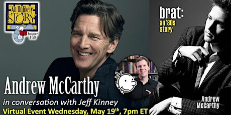 Andrew McCarthy tickets