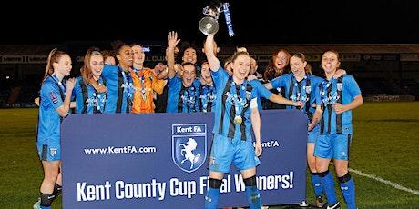 Kent Women's Cup Final tickets