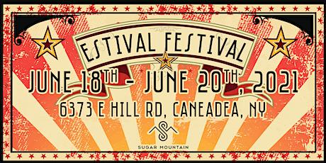 Estival Festival   June 18-20 2021   Caneadea, NY tickets