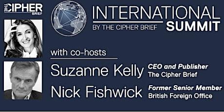 2021 International Summit on Global Affairs - Virtual Tickets on Sale tickets