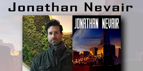 Online Event: Reading & Interview with Jonathan Nevair tickets
