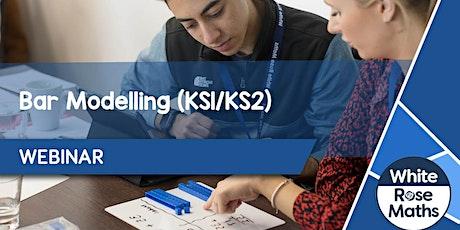 **WEBINAR** Bar Modelling (KS1/KS2) - 13.07.21 tickets