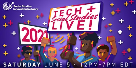 Tech + Social Studies LIVE! tickets