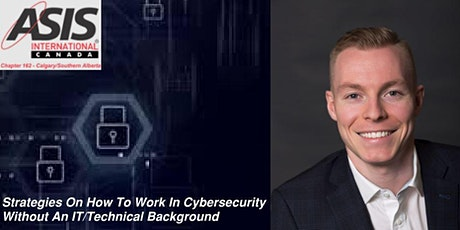 Virtual Session - Transitioning to Cyber Security without an IT background tickets