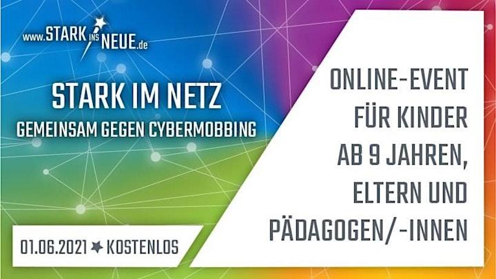 Stark im Netz- Gemeinsam gegen Cybermobbing: Bild