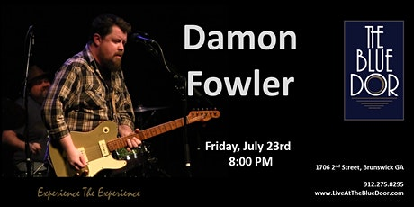 Damon Fowler tickets