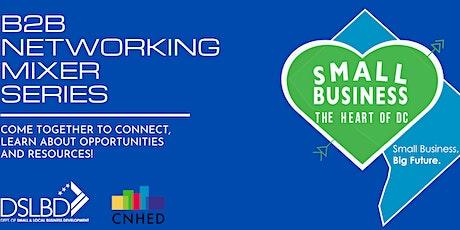 Biz 2 Biz  Network Mixer Series: Week 3 Maker Businesses tickets