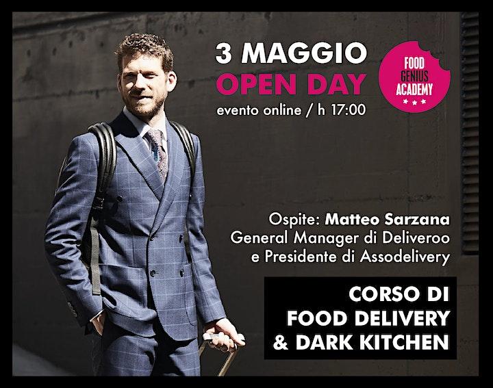 Immagine Open Day : focus sul Food delivery & Dark Kitchen