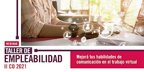Mejorá tus habilidades de comunicación en el trabajo virtual entradas
