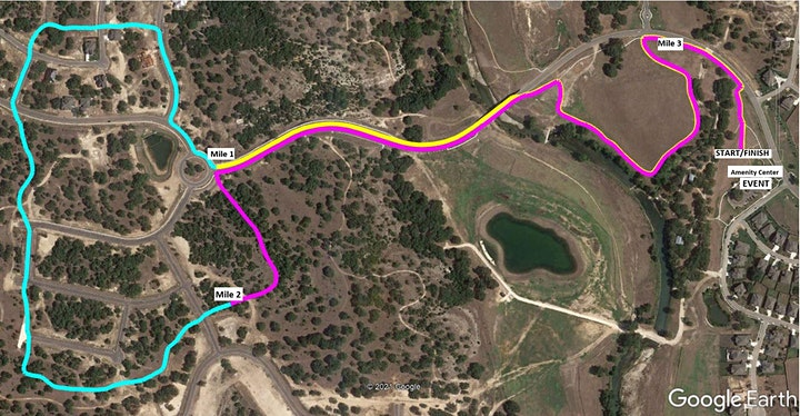 Dripping Springs Race to Brunch 5k at Caliterra image