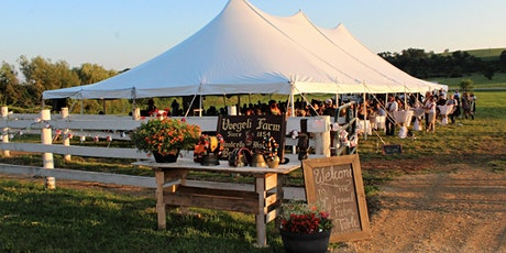 2021 Wisconsin Farm to Table Dinner - Roden Echo Valley tickets