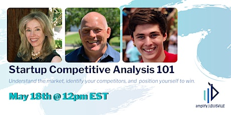 Startup Competitive Analysis 101 tickets